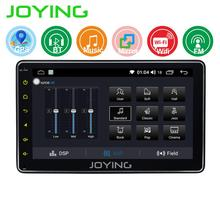 Joying Universal 1 din 7 inch  Quar Core Android Car Radio with Mirror Link No DVD Car Multimedia Player Autoradio BT GPS Camera