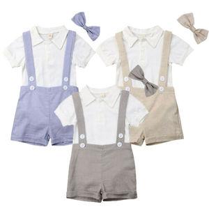 Детские нагрудники для новорожденных мальчиков и девочек; милые комплекты одежды для маленьких джентльменов; рубашка с галстуком-бабочкой;...