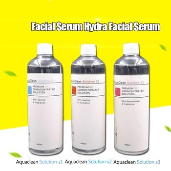 Aqua Peeling Solution 400ml / Bottle AS1+SA2+AO3 Aqua Facial Serum Hydra Facial Serum For Normal Skin DHL Shipping