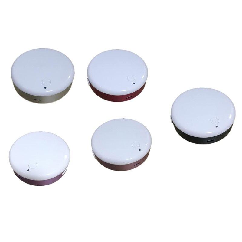 Персональный переносной ионизатор воздуха ожерелье мини портативный освежитель воздуха ионизатор генератор отрицательных ионов для путе...