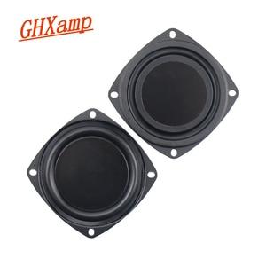 Image 1 - Nouveau 2 pièces 3 pouces 78MM basse radiateur haut parleur passif pour 2 5 pouces maison Bluetooth haut parleurs auxiliaire basse fréquence en caoutchouc bricolage