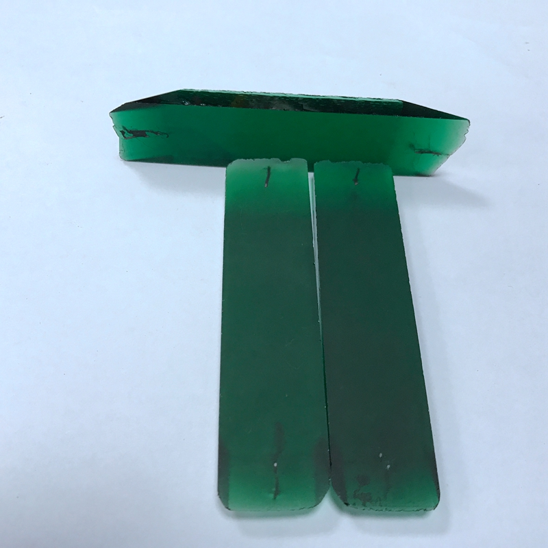 10grams /bag Uncut Hydrothermal Emerald Material Laboratory Emerald Gemstone For Jewelry Making