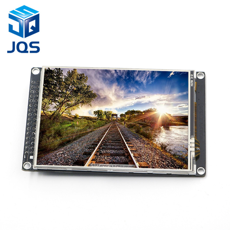 3.2 Inch TFT LCD Screen With Resistive Touch Screens ILI9341 Display Module For STM32F407 Development Board