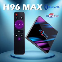 Smart TV Box Android 9.0 H96 Max RK3318 4GB 64GB USB3.0 1080P H.265 player Youtube 4K Smart TV Box Free lifetime watch 2019 best stable media player smart tv box netflix youtube h96max max rk3318 android tv box 2 4 5 0g wifi h 265 tv set top box