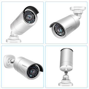 Image 5 - MISECU H.265 8CH 1080P HDMI POE طقم NVR CCTV نظام الأمن 2.0MP الأشعة تحت الحمراء في الهواء الطلق تسجيل الصوت IP كاميرا P2P مجموعة مراقبة الفيديو