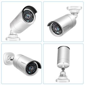 Image 5 - MISECU H.265 8CH 1080P HDMI POE NVR kiti CCTV güvenlik sistemi 2.0MP IR açık ses kayıt IP kamera P2P video gözetleme seti