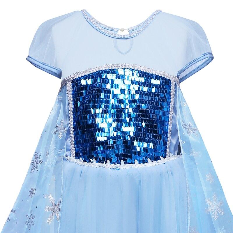 Girls Party Dress Up Princess Costume Kids Halloween Cosplay Costume Baby Girl Princess Dress Christmas Dress