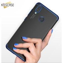 KISSCASE Clear Phone Case ForXiaomi Redmi Note 7 4 4X 5A Mi 9 8 SE Lite Soft TPU Cases For Xiaomi 6X 5X A1 Pocophone F1 Covers