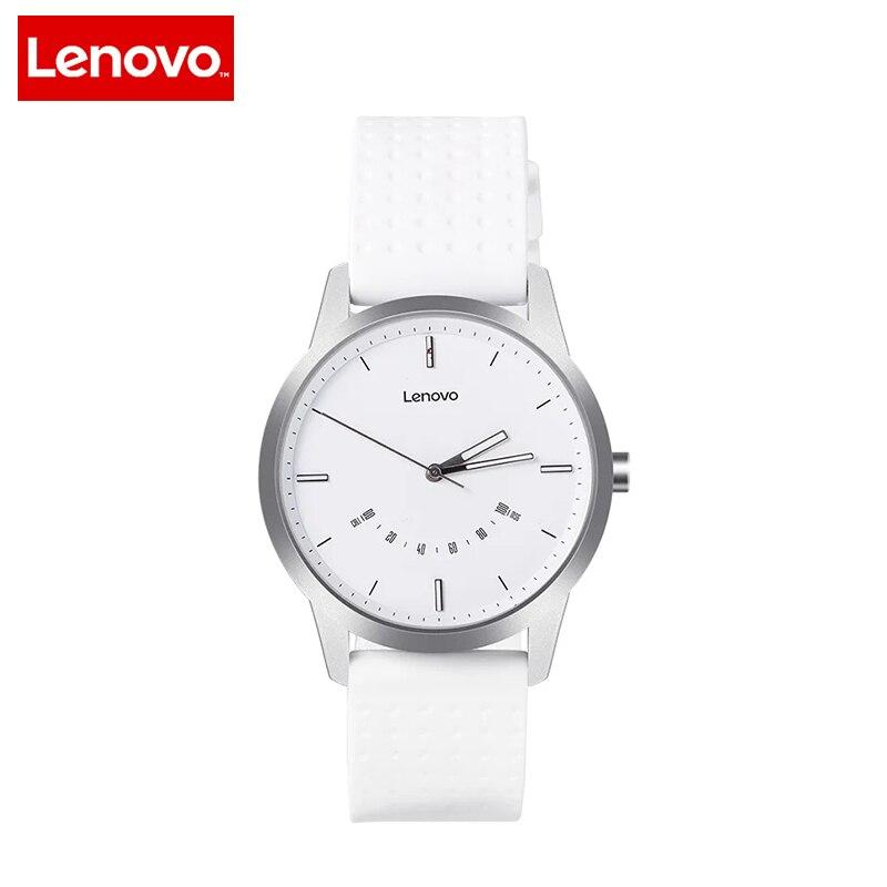 Оригинальные часы Lenovo 9, Простые Модные умные часы с Bluetooth, подсчет шагов, Водонепроницаемые многофункциональные смарт-часы с приложением