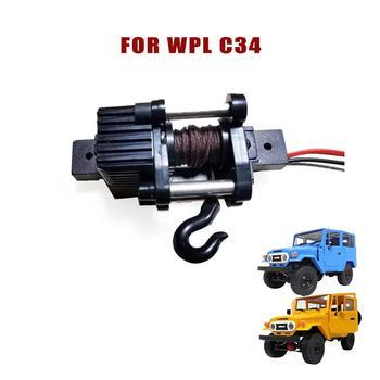 WPL Automatische Winde Für 1/16 RC Auto WPL C34 C34K C34KM