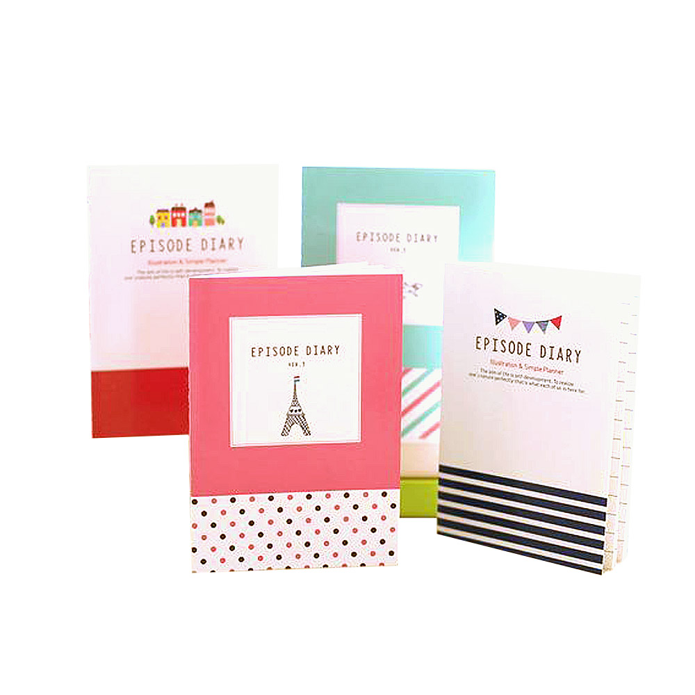 Hot Discount D940 1 Pc Creative Hardcover Notepad Sticky Notes