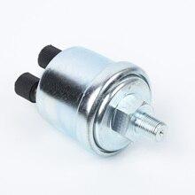 1 шт. масляный Давление Отправитель VDO Тип, 0-150psi, 10-180ohms, низкая 11psi Предупреждение переключатель