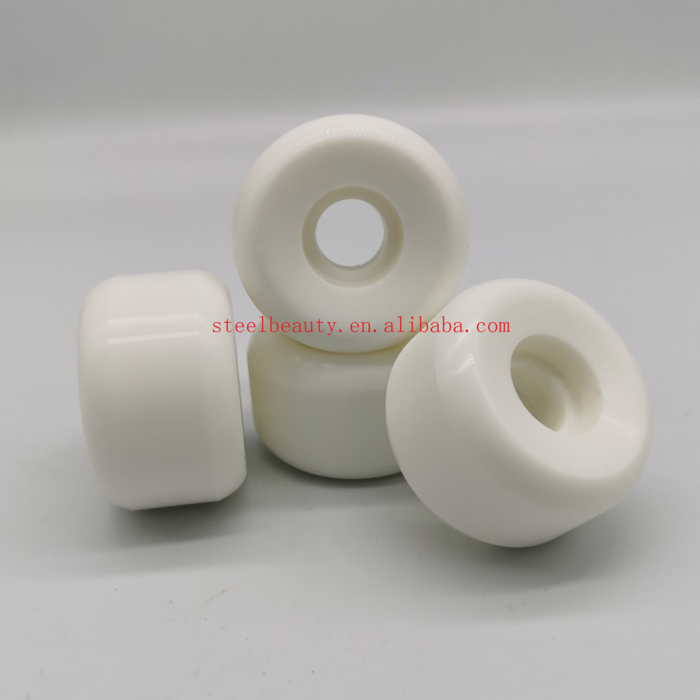 Good Quality Conical Shape Skateboard Wheels 52mm Skate Wheel 85% Rebound 52*32mm 100A Wear-resisting Skateboard Wheels