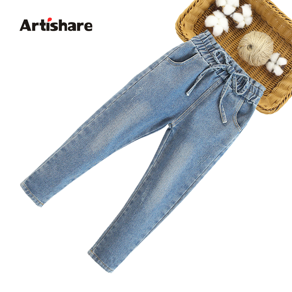 Baby Toddler Girls Spring Clothes Sets 1-7 Years Old Kids Condole Belt Off Shoulder Tops Jeans Pants Outfits