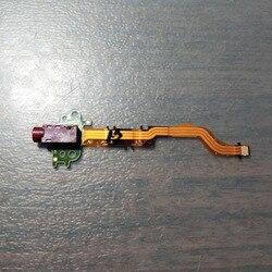 Mikrofon MIC Jake board z części do naprawy kabli elastycznych do Sony ILCE-7M3 ILCE-7rM3 A7III A7rIII A7M3 A7rM3 Camera