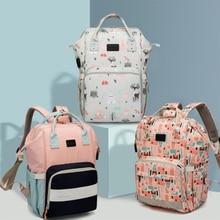 Fashion USB Mummy Maternity Diaper Bag Large Nursing Travel Backpack Designer Stroller Baby Bag Baby Care Nappy Backpack цены онлайн