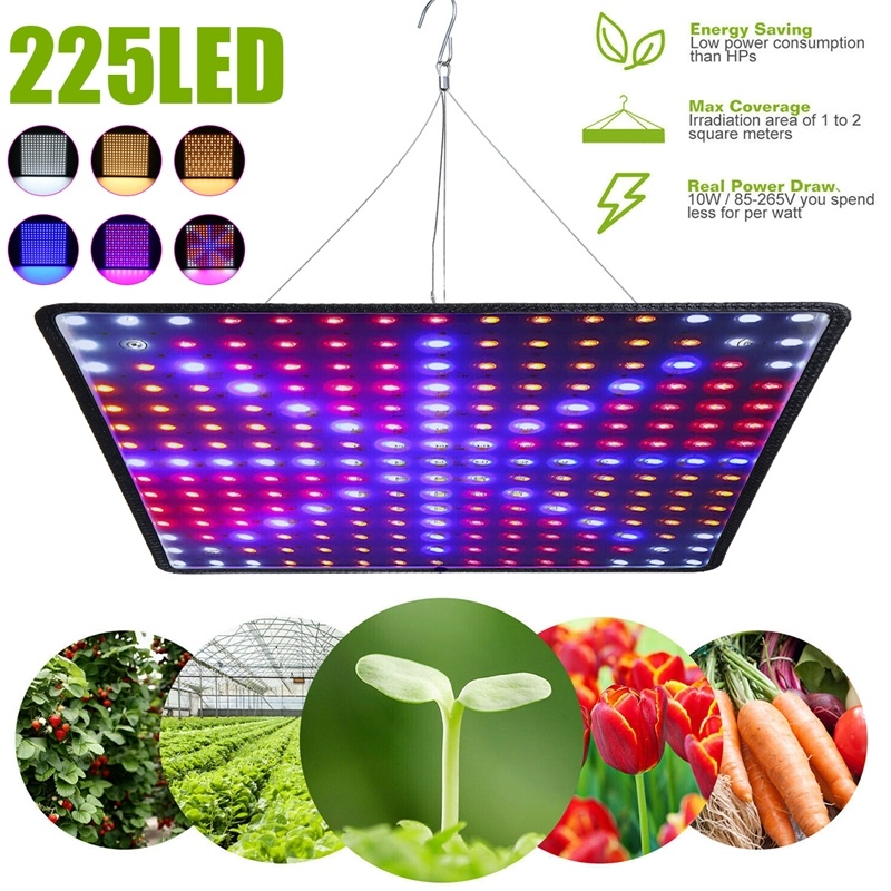 LED Grow Tent Lamp 1000W LED Grow Light Panel Phyto Lamp For Plant Full Spectrum Led Lights For Indoor Growing Flowers Herbs