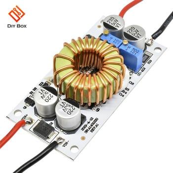 250W 10A 8.5-48V DC-DC Step Up Boost Converter Module Voltage Regulator Power Supply Transformer Booster for Car Mobile Laptop стул woodville dodo металл текстиль цвет синий