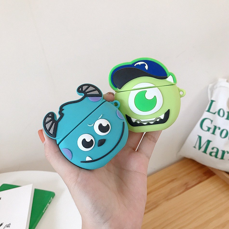 Cartoon Silicone Case for AirPods Pro 237