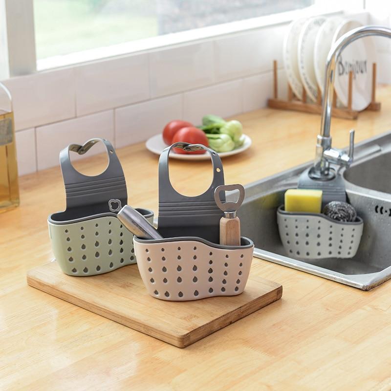 Купить креативная кухонная корзина сливная полка ситечко для ванной