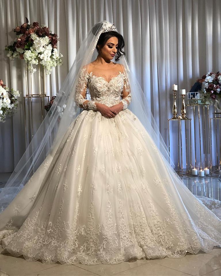 Princess Ball Gown Wedding
