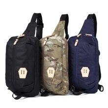 Мужской рюкзак мужская сумка на одно плечо водонепроницаемая