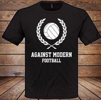 Against Modern Football T Shirt Funny Mens womens Xmas Christmas Gift Present
