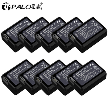 WEIHE 10PCS bateria NP FW50 NP-FW50 Battery For Sony NEX-7 NEX-5N NEX-F3 SLT-A37 Alpha a7 Alpha 7R Alpha a7R a3000, Alpha a5000 фото