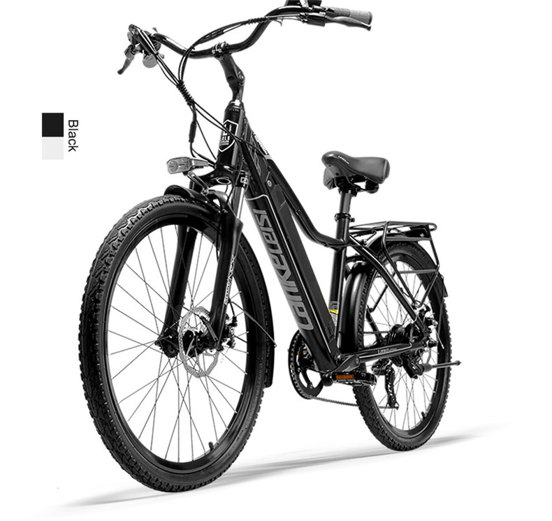 Sale 26inch Electric mountain bike 36V lithium battery travel electric bicycle lighweight Ebike 23