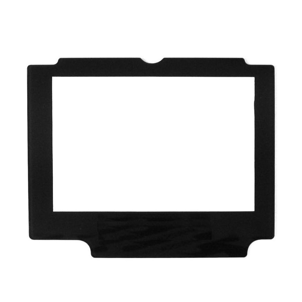 For GBA SP Plastic/Glass Screen Replacement Plastic Glass Display Protector Lens For Nintendo Gameboy Advance SP