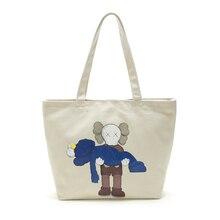 Women Simple Canvas Handbag Female Vintage Solid Big Casual Tote Girls Shoulder Bags Bolsa Sac a Main Luxe
