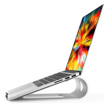 Draagbare Laptop Stand Aluminium NoteBooks Houder Stand voor iPad Macbook Air Pro Metalen Beugel Stand Houder(China)