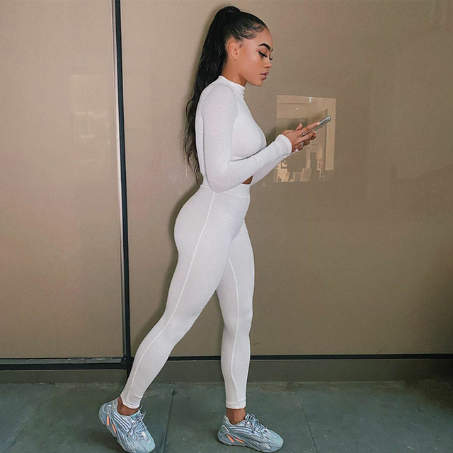 Winter Bodycon Tracksuit 8
