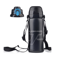 800ML Thermos Stainless Steel Insulation pot Portable Travel Kettle Tea vacuum bottle Outdoor Sports Vacuum flask Hot Water Cup cheap NANLINGWUREN CN(Origin) ZF882019017 Eco-Friendly Mini Large capacity Business Vacuum Flasks Thermoses Straight Cup Outdoor Travel Cup