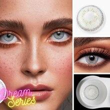 2 шт МЕЧТА СЕРИИ Цвет ed контактные линзы для глаз натуральный