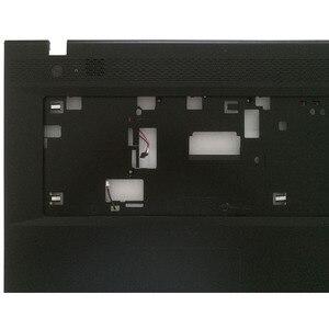 Image 4 - עבור Lenovo G700 G710 Palmrest מחשב נייד עליון מקרה Keybord לוח כיסוי 13N0 B5A0411/מחשב נייד תחתון בסיס מקרה כיסוי 13N0 B5A0701