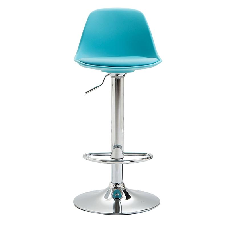 Stylish And Simple Cashier Bar Chair Lift High Stool Front Desk Rotating Creative Bar Stool High Chair