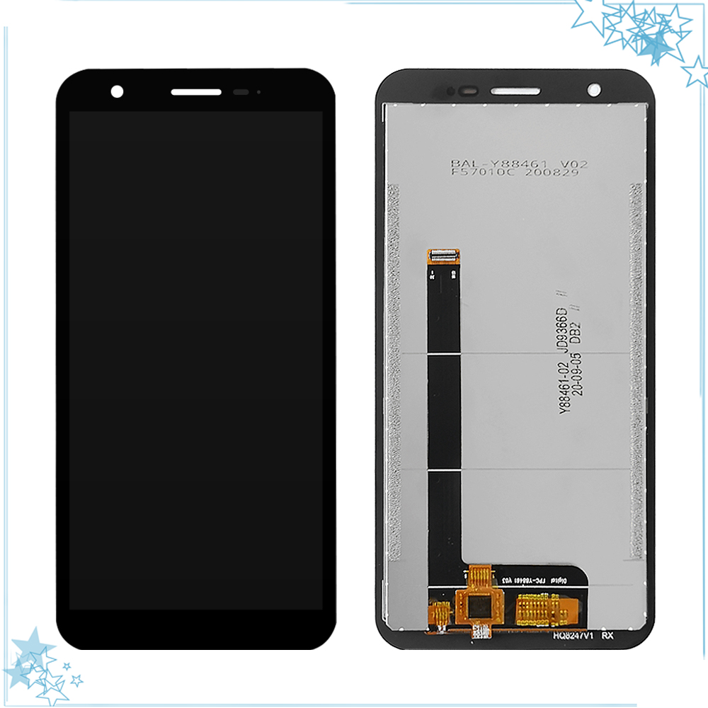 5.7 Inch for Blackview BV4900 LCD Display+Touch Screen Digitizer 100% Tested for Blackview BV4900 Mobile Phone Replacement Parts