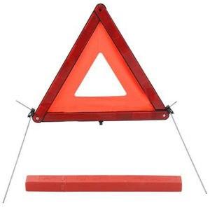 Image 2 - Araba acil üçgen reflektör yansıtıcı ceket arıza uyarısı güvenlik otomatik katlanmış dur işareti yol reflektör araba aksesuarları