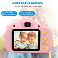 X700 Children HD Digital Camera 2.4'' LCD Camcorder Multiple Languages Girl Boy Birthday Gift Child Photography Video Games Toys