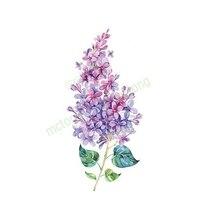 Sticker Small Tatuajes-Cover Flower Hand-Foot Tatouage Faketattoo Temporary Body Waterproof