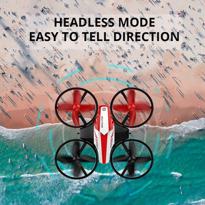 Image 4 - Heilige Steen HS210 Mini RC Drone Speelgoed Headless Drones Mini RC Quadrocopter Quadcopter Dron Een Sleutel Land Auto Zweven Helikopter