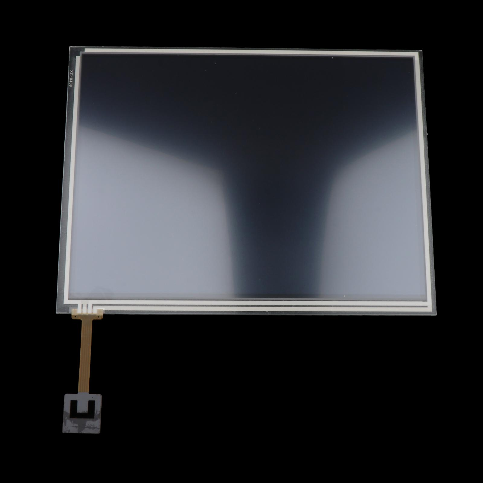 Touch Screen Glass Digitizer 8'' For Chrysler for Dodge Ghibli RB5 RE2 Radio 8.4 Charger Maserati 4-Pin