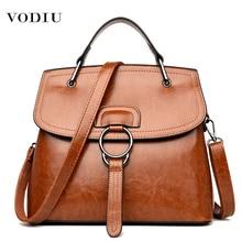 Bag Women Leather Genuine Handbags Large Capacity Fashion De
