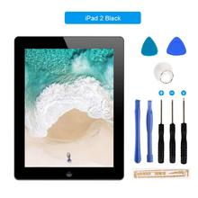 цены Flylinktech for iPad 2 Touch Screen Digitizer Front Glass Screen 9.7