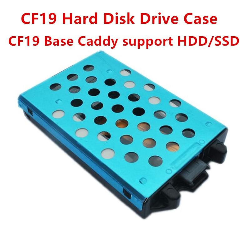 10 шт для цифрового фотоаппарата Panasonic Toughbook CF-19 CF19 CF 19 жесткий диск SSD корпус для жесткого диска база Caddy w/ HDD соединительный кабель с разъемом ...