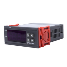 Hot XD-220V Digital STC-1000 Temperature Controller Thermostat Regulator+Sensor Probe
