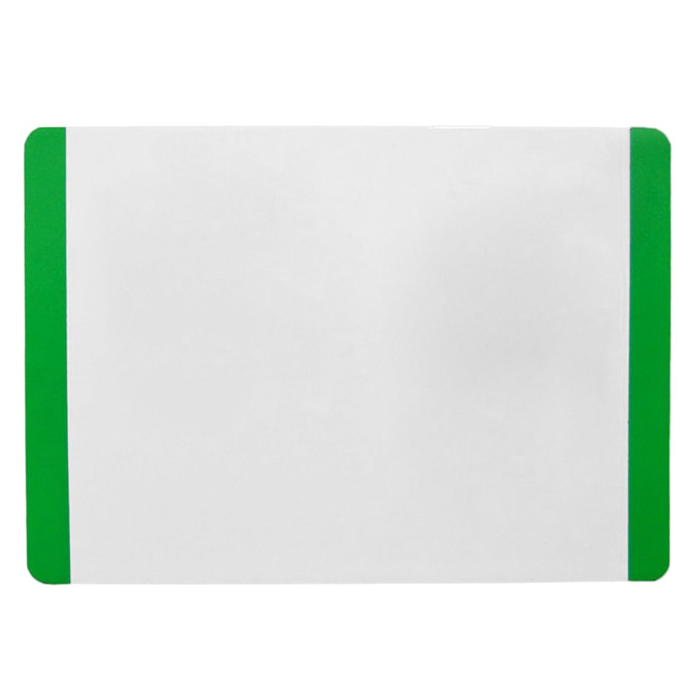 ACEHE Waterproof Whiteboard Soft Margin Flexible Mini Magnetic A4 Whiteboard Home Office Use Refrigerator Memo Pad Taking Notes