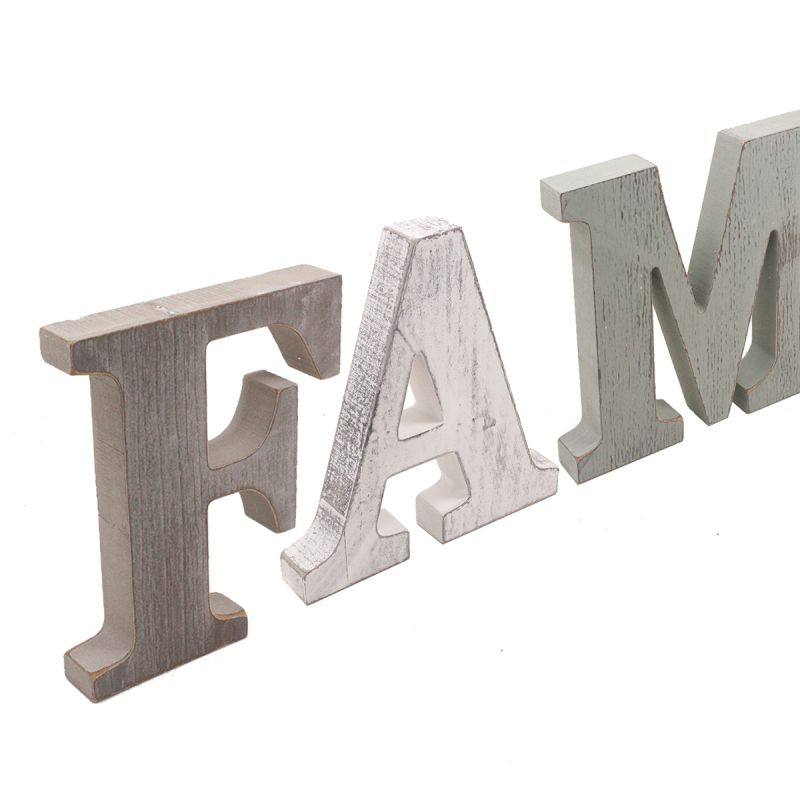Свадебные буквы знак любовь/семья отдельно стоящий деревянный деревенский дом гостиная спальня украшения новоселье