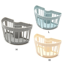 2019 New  Kitchen Accessories Organizer Multifunctional Dishwashing Sponge Storage Rack Bathroom Drain Basket
